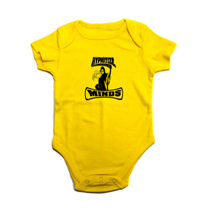 "Hypnotize Minds ""Onesie"" Yellow"