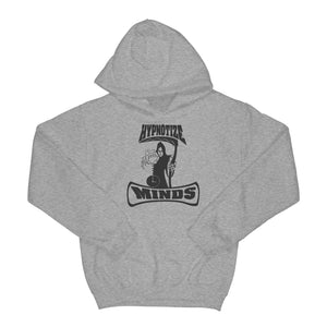 "Hypnotize Minds ""Hoodie"" Heather Grey"
