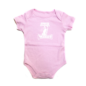 "Hypnotize Minds ""Onesie"" Light Pink"