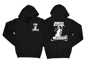 "Hypnotize Minds  ""Zip Up Hoodie"" Black"
