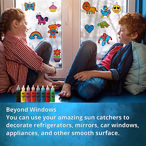 Suncatchers PR-12 (12Pcs) Kit