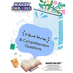 5 Short Stories & Comprehension Questions