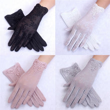 Load image into Gallery viewer, Women's Summer UV-Proof Driving Gloves - Lovemywigs