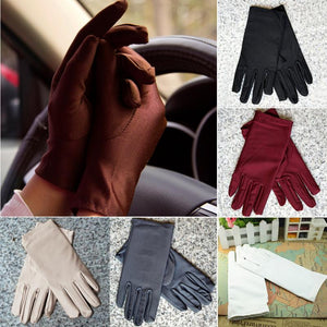 Women's spring gloves - Lovemywigs