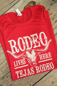 Rodeo Lives Here