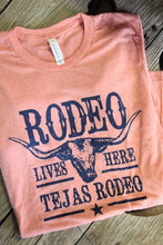 Load image into Gallery viewer, Rodeo Lives Here
