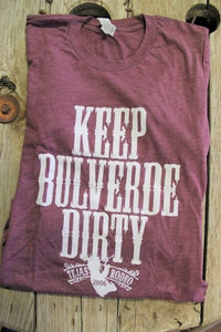 Keep Bulverde Dirty - Front