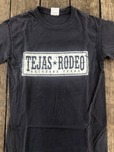 Load image into Gallery viewer, Tejas Rodeo Vintage Sign