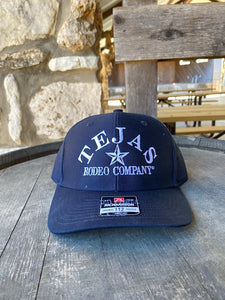 Youth Tejas Hat - Navy