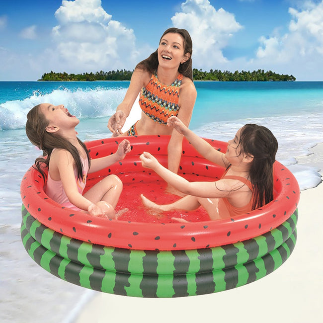 Inflatable Watermelon Swimming Pool