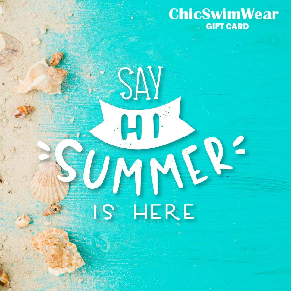 E-GIFT CARD-CHICSWIMWEAR