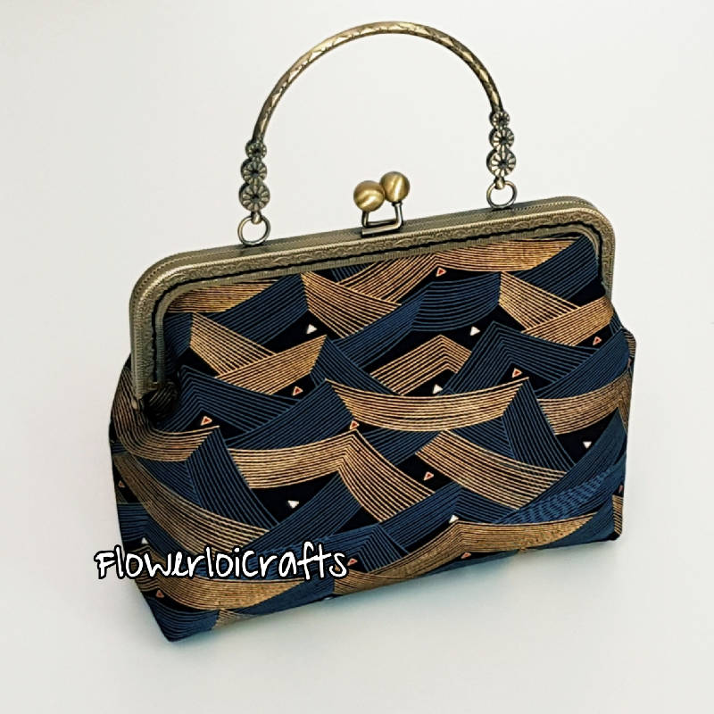 Aimi Stylish Framed Bag (FREE shipping within Malaysia from 27 Jan-28 Feb 2021 only!)