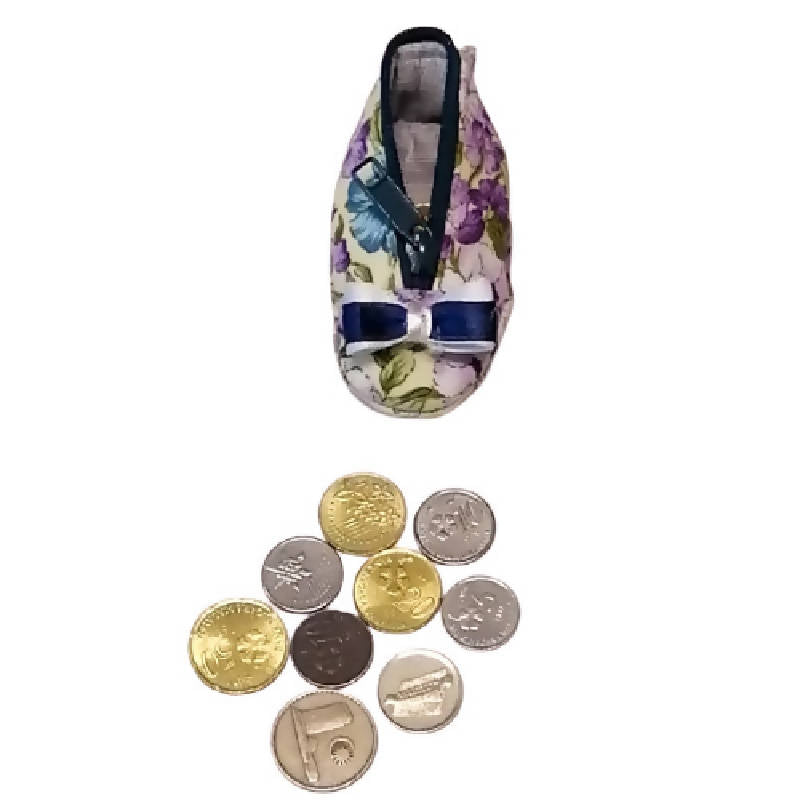 COIN POUCH (THUMBELINA SHOE )7