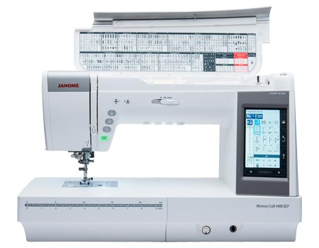 Janome Horizon Memory Craft Sewing Machine 9400