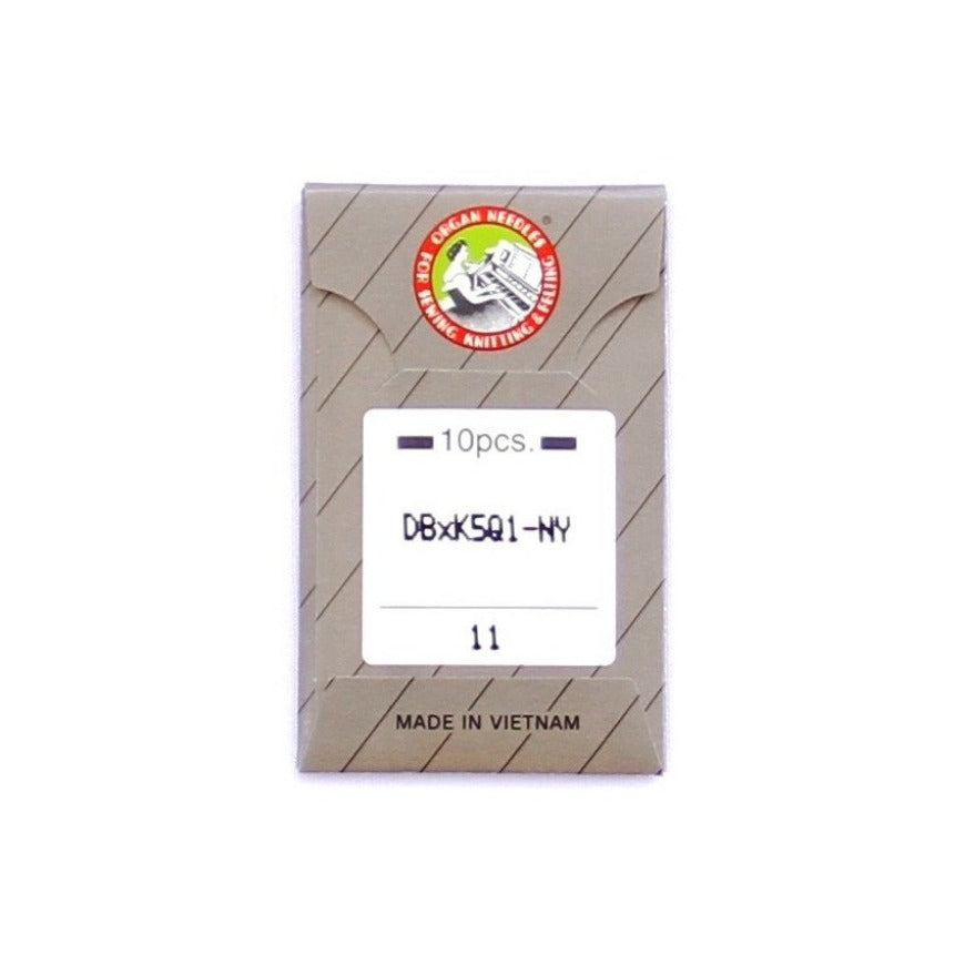 Organ DBxK5Q1-NY Embroidery Needles For Janome MB4 Size : 11, 14