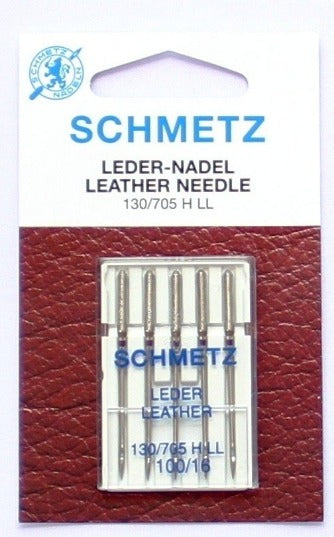 SCHMETZ Leather Needle Size: 14, 16