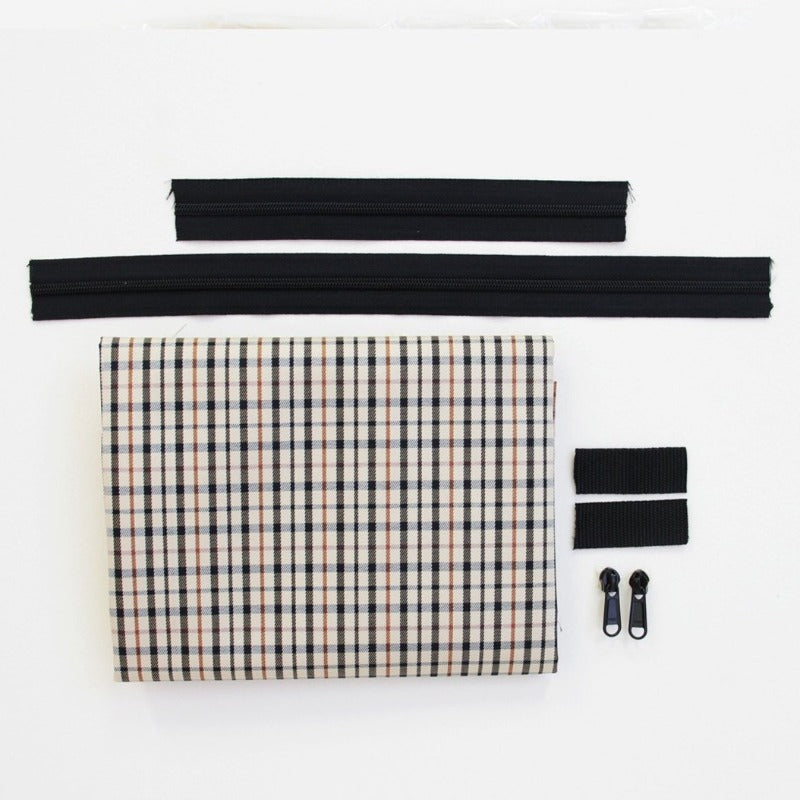 Boxy Pouch Online Workshop- Material Pack