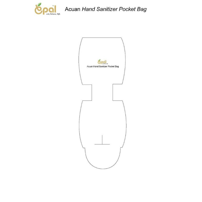 Hand Sanitizer Pouch Material Pack