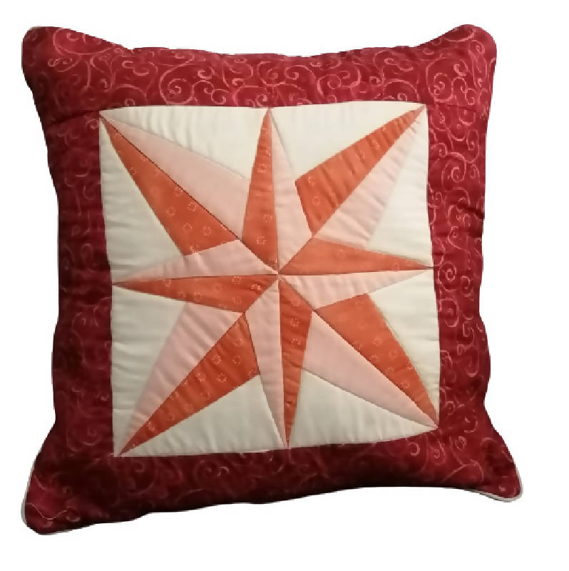 [ Handmade ] Patchwork Design Cushion Cover