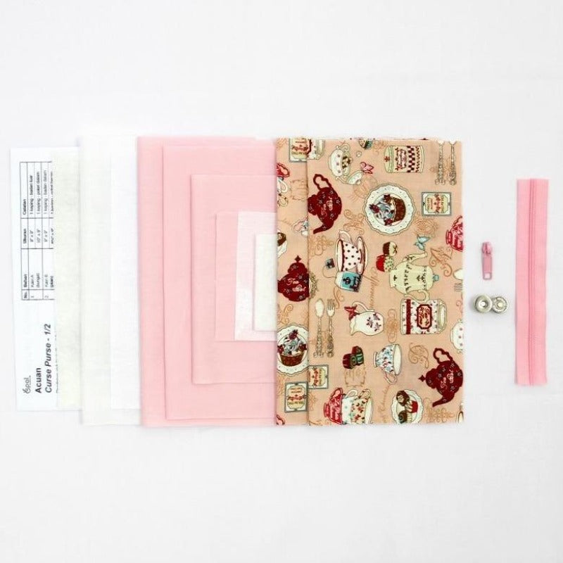 Cutie Purse Material Pack
