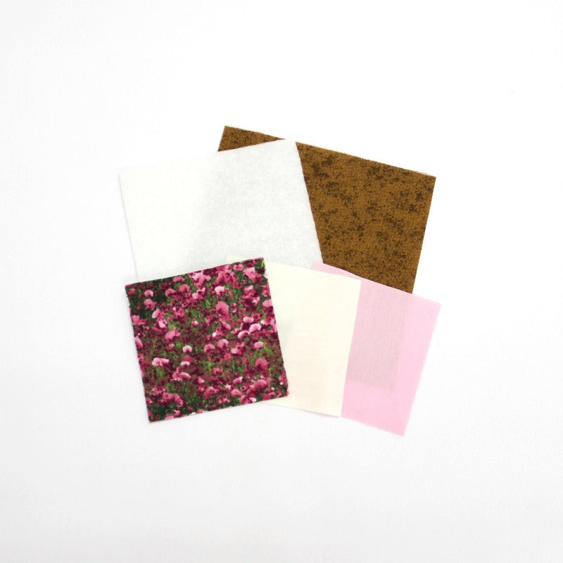 Coaster Patchwork Material Pack