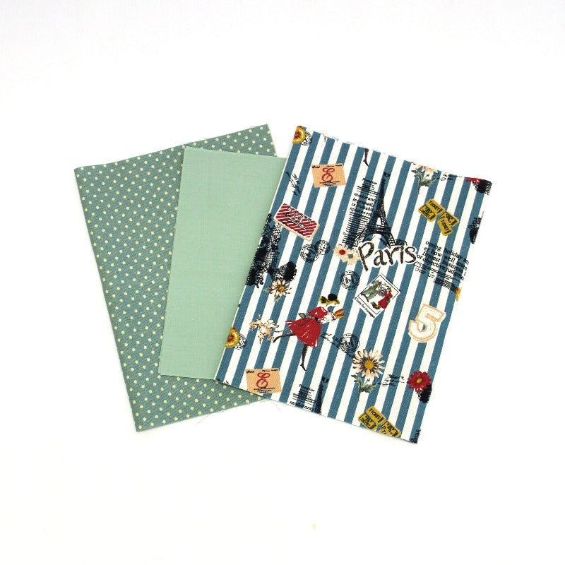 Pocket Patchwork (2 Pattern)