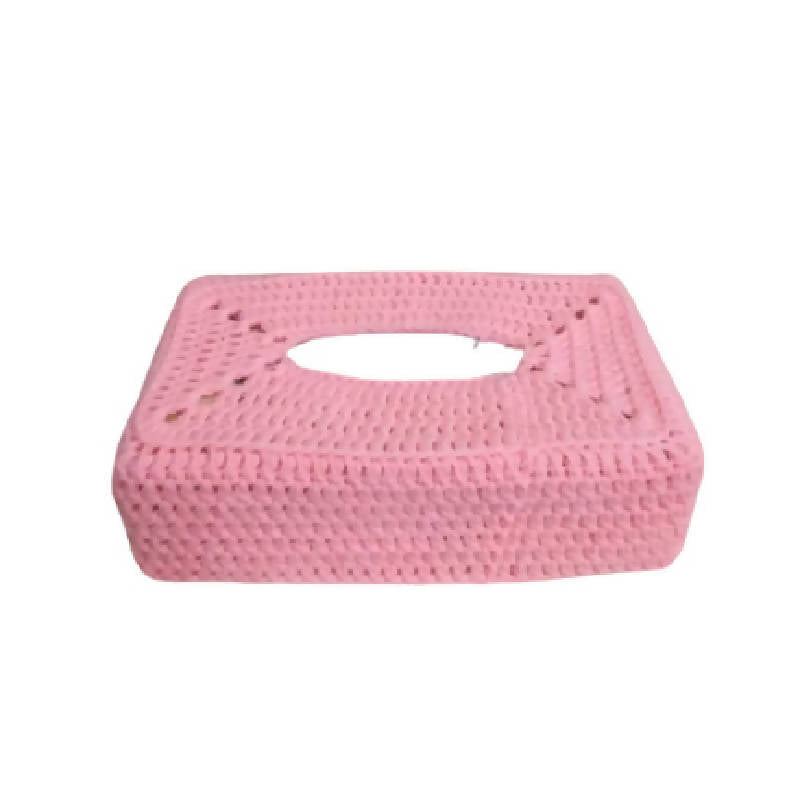 Crochet Tissue Box Cover (30 - 45 days lead time)