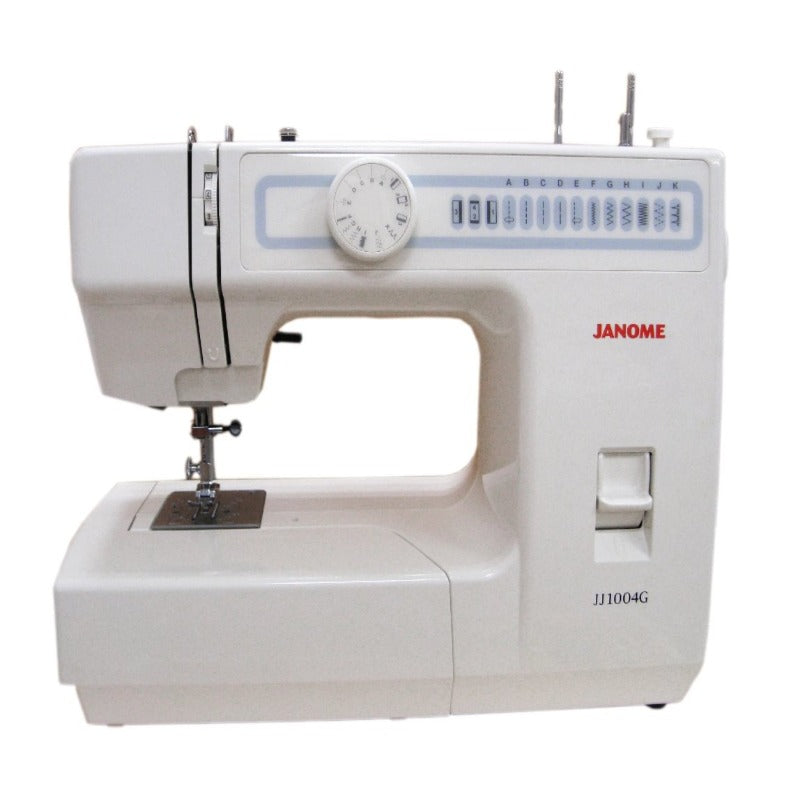 Janome Portable Sewing Machine JJ1004G