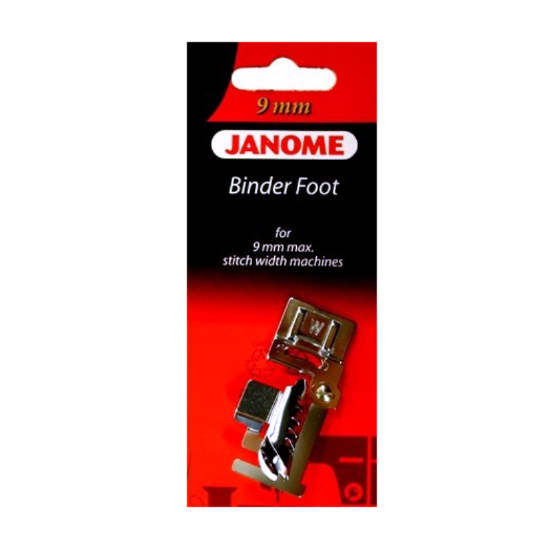 Janome 9 mm Binder Foot