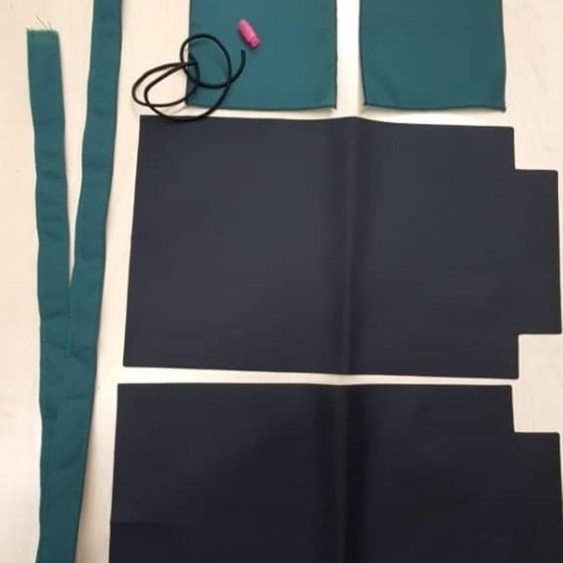 Bottle Bag Wrap Material Kit