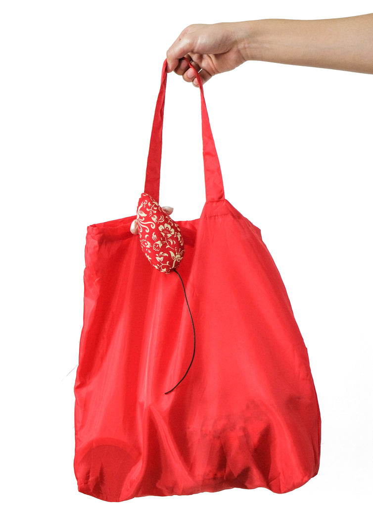 CNY 2020 Gift Set (Reusable Bag+ Coin Purse +  Pouch)