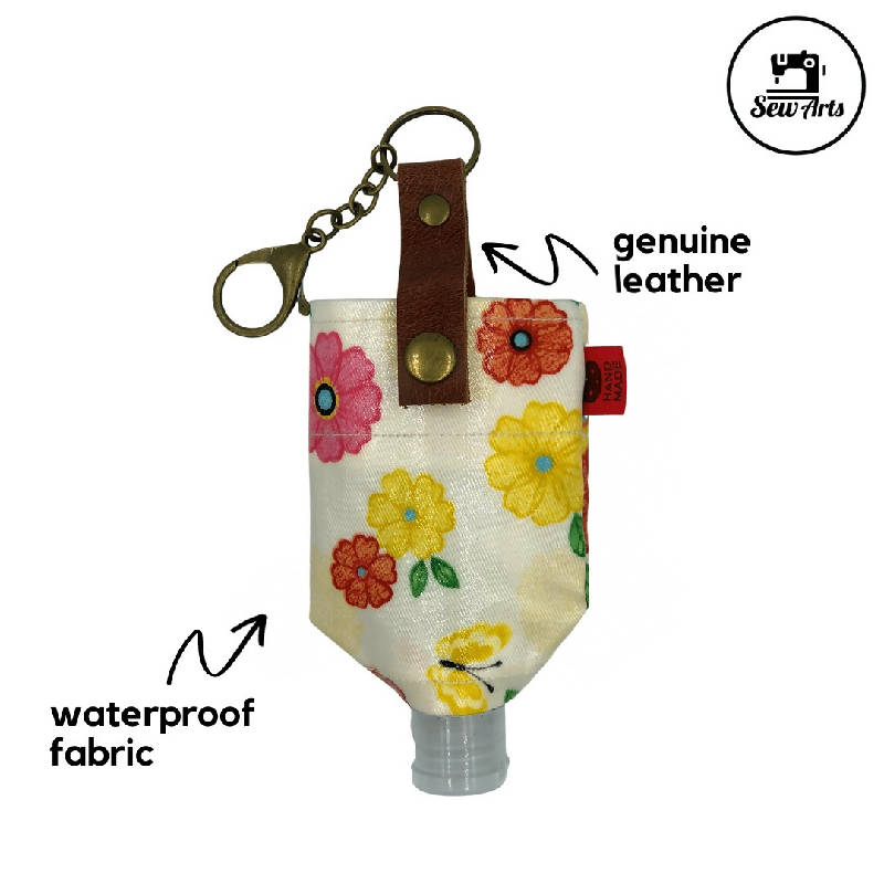 Waterproof Hand Sanitizer Bottle Holder 50ML