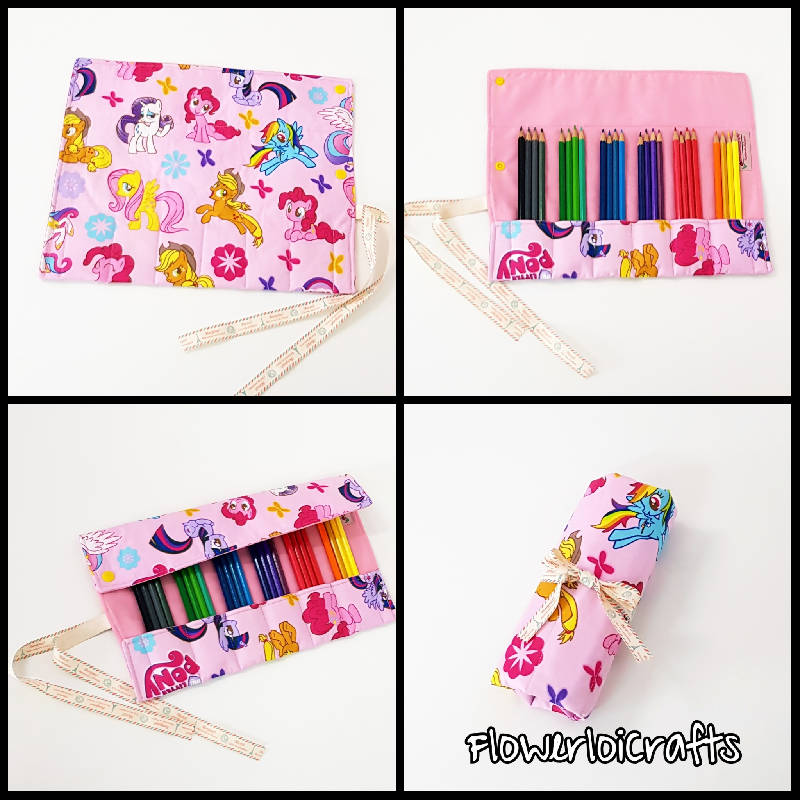 Pencil Roll (My Little Pony)