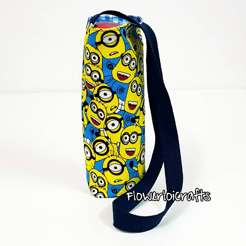 Minions Water Bottle Cover/Holder