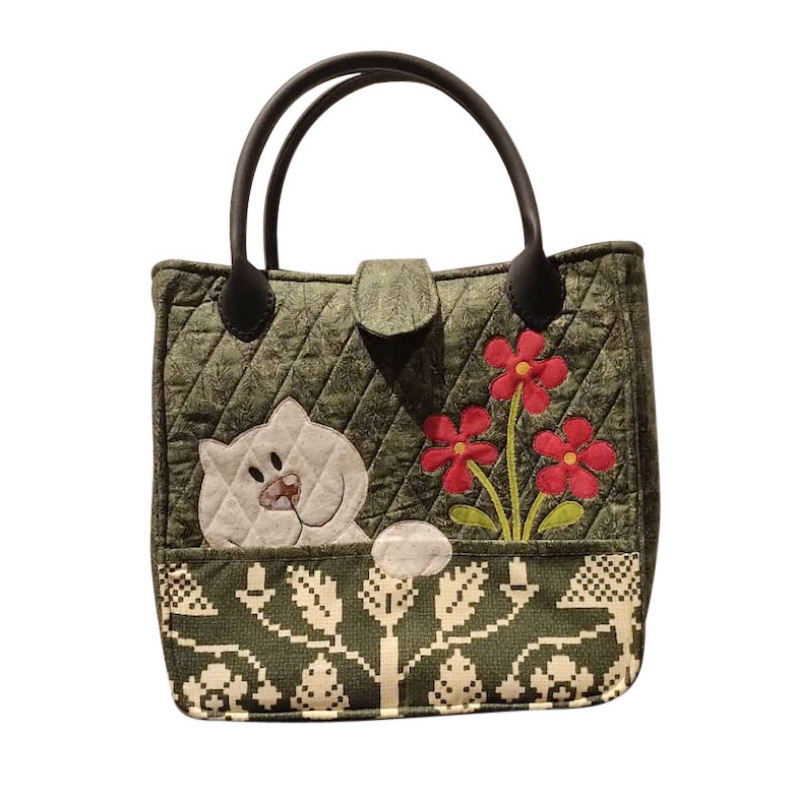Bag Kucing Applique Material Pack