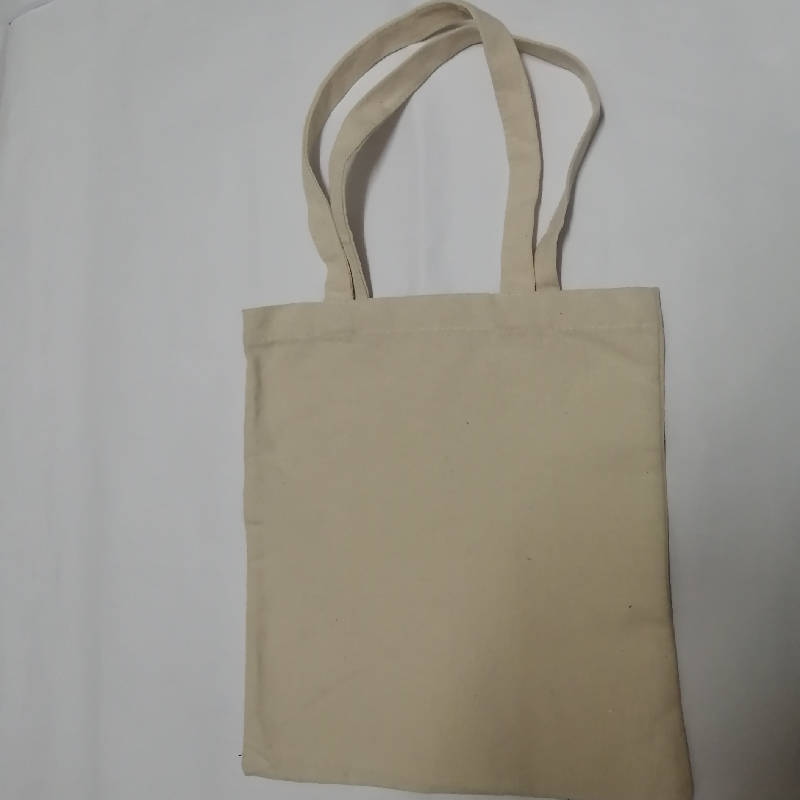 Iron On Printing Canvas Tote Bag