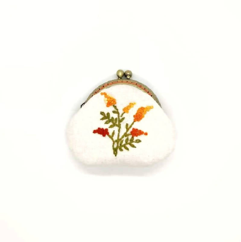 FAIRY LAVENDER COIN PURSE