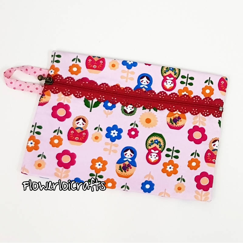 Multipurpose Pouch/Pencil Case