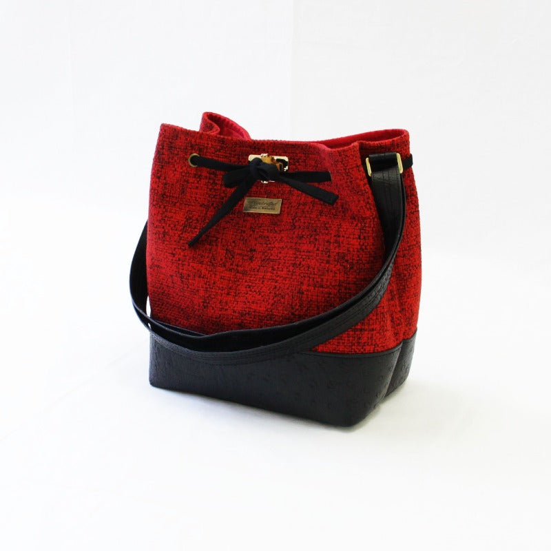 Stylish Tote Bag in Red