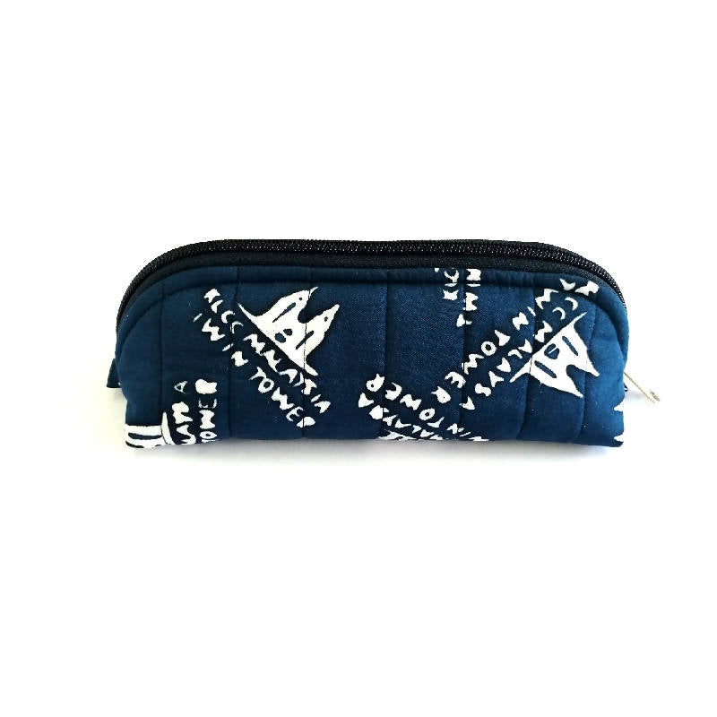Batik KLCC Pencil Case
