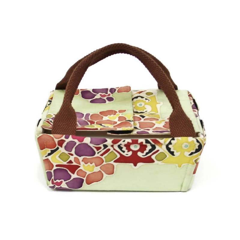 Daisy lunch box carrier