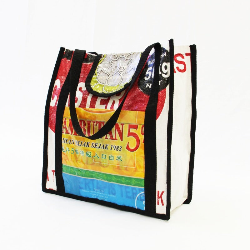 Upcycle Banner Bag