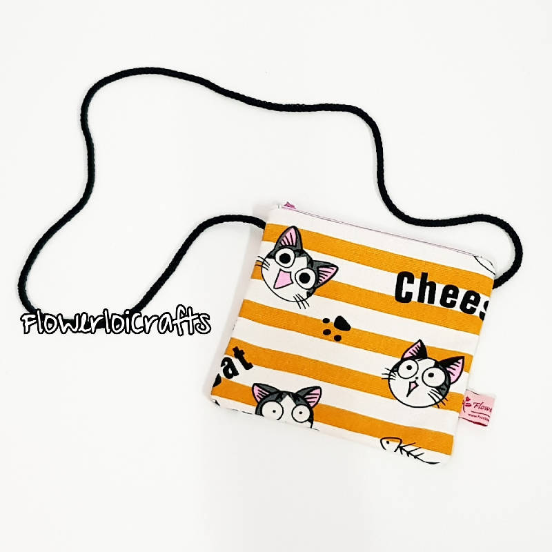 Chi Children Zipper Sling Bag