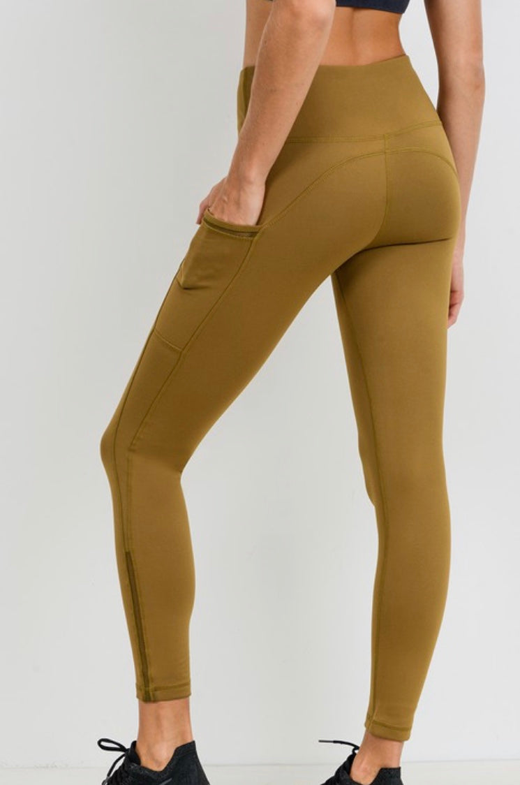 Dijon Pocket Leggings