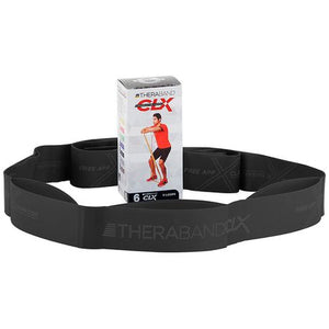 TheraBand® CLX 11 Loops Black | Resistance Band