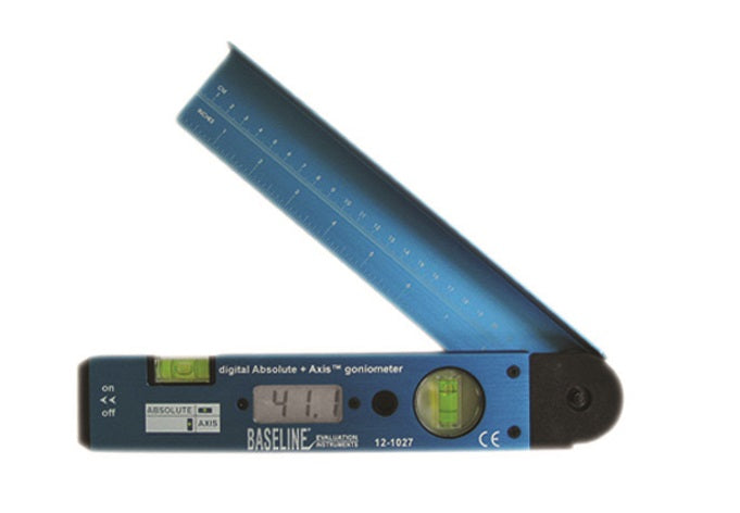 Digital Metal Goniometer