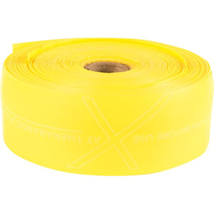 TheraBand® CLX 5cm x 22m Yellow | Resistance Band | Consecutive Loops