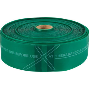 TheraBand® CLX 5cm x 22m Green | Resistance Band | Consecutive Loops