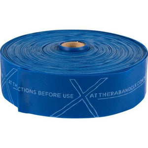 TheraBand® CLX 5cm x 22m Blue | Resistance Band | Consecutive Loops