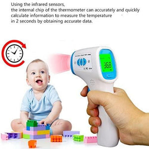Non Touch Forehead Thermometer Digital